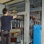 Electrical manufacturing and testing