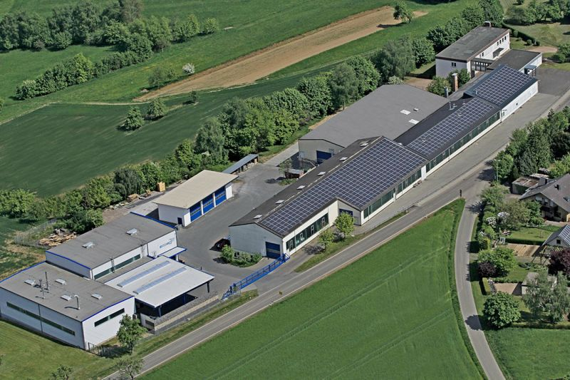 head office of ELBAG Energietechnik